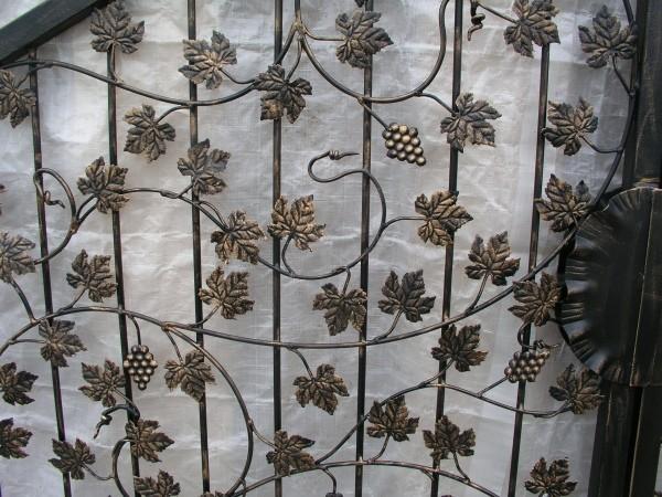 hoftor gartentor tor bachus gt400 verzinkt metall ebay. Black Bedroom Furniture Sets. Home Design Ideas