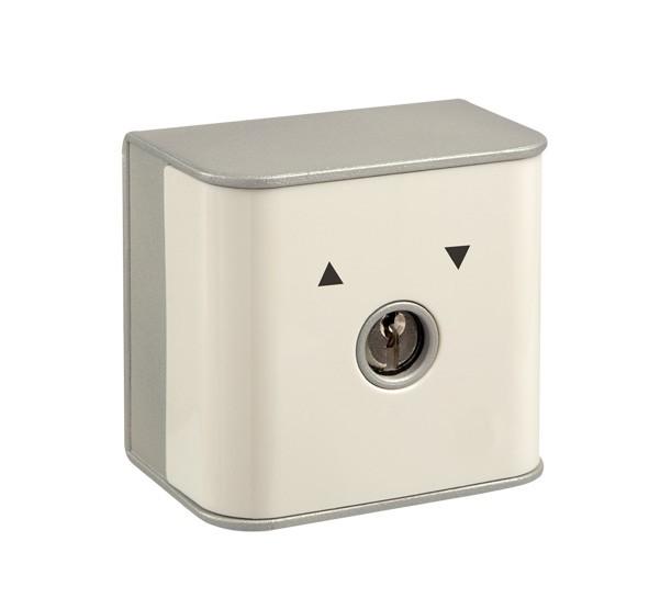 schl sselschalter alu druckguss aufputz sirmo tore zubeh r torantriebe. Black Bedroom Furniture Sets. Home Design Ideas