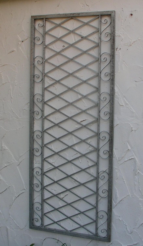 schweres rankgitter spalier rankhilfe wandgitter san marco. Black Bedroom Furniture Sets. Home Design Ideas