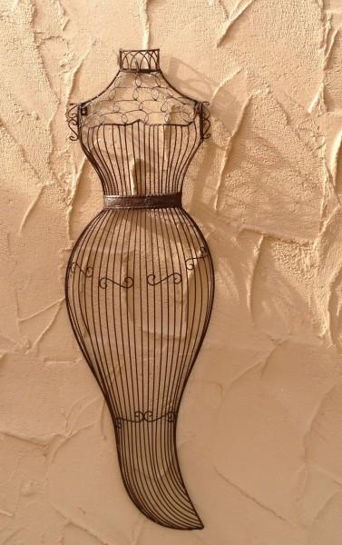 eisen rankgitter spalier wandgitter relief torso. Black Bedroom Furniture Sets. Home Design Ideas