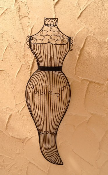 rankgitter wandgitter spalier wanddekoration torso relief. Black Bedroom Furniture Sets. Home Design Ideas