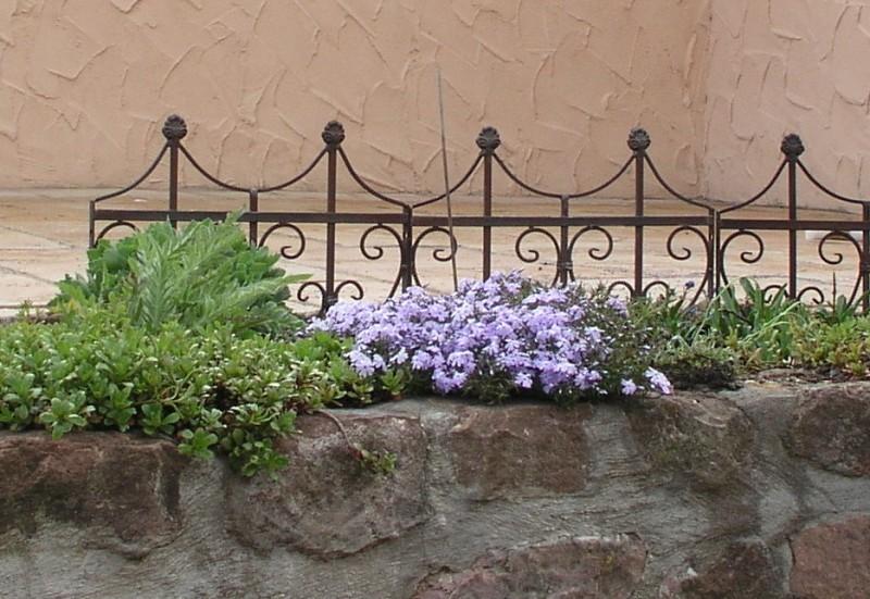 Beetbegrenzung beeteinfassung beetzaun salzburg 50 rost for Gartengestaltung rost
