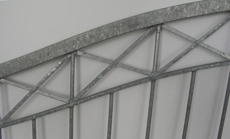 Gartentor hoftor tor crossline gt350 130 verzinkt tore - Gartentor metall obi ...