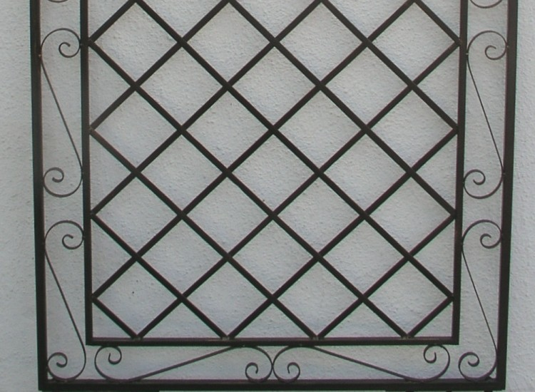 rankgitter spalier rankhilfe wandgitter metall provence. Black Bedroom Furniture Sets. Home Design Ideas